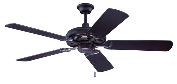 "Craftmade - K11214 - 52"" Ceiling Fan Motor with Blades Included - Civic - Oiled Bronze"