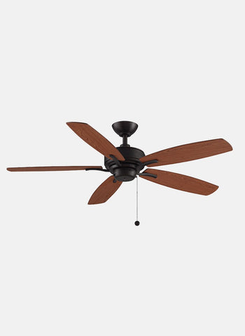 Fanimation - FP6284DZ - 52``Ceiling Fan - Aire Deluxe - Dark Bronze