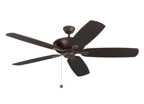 Monte Carlo - 5CSM60RB - 60``Ceiling Fan - Colony Super Max