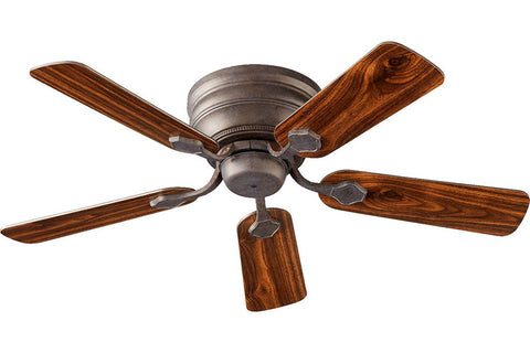 "Quorum 75445-44 44"" Barclay Ceiling Fan in Toasted Sienna"