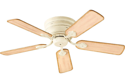 "Quorum 75445-70 44"" Barclay Ceiling Fan in Persian White"