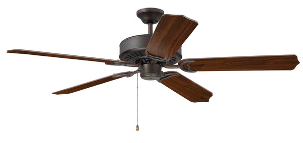 "Craftmade - CES52ABZ - 52"" Ceiling Fan - Pro Energy Star - Aged Bronze Brushed"