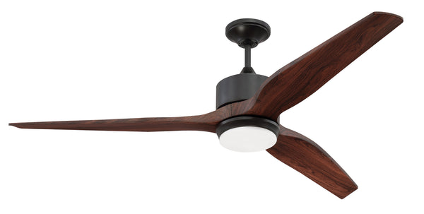 "Craftmade - MOB60OB - 60"" Ceiling Fan - Mobi - Oiled Bronze(Blades sold separately)"