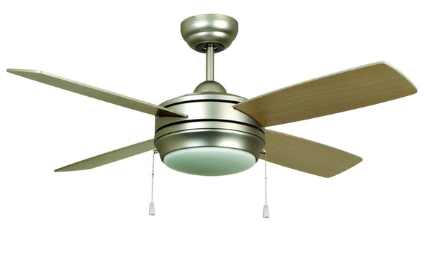 Craftmade - LAV52BP4LK-LED - 52''Ceiling Fan - Laval - Brushed Pewter