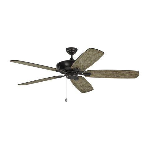 Monte Carlo - 5CSM60AGP - 60``Ceiling Fan - Colony Super Max