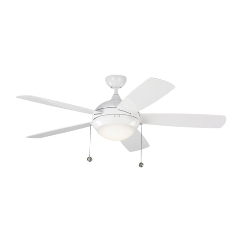 Monte Carlo - 5DIW52WHD - 52``Ceiling Fan - Discus Outdoor