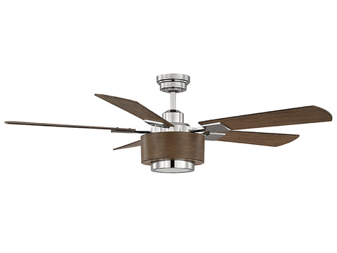 Savoy House - 54-6000-5DW-109 - 54``Ceiling Fan - Winchester