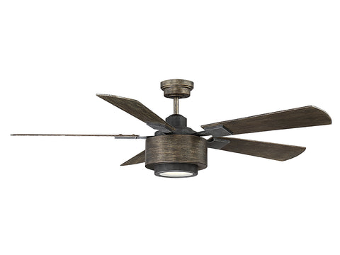 Savoy House - 54-6000-5RW-196 - 54``Ceiling Fan - Winchester