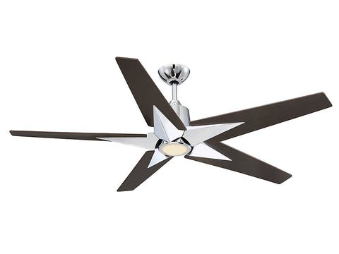 Savoy House - 56-5075-5CN-11 - 56``Ceiling Fan - Buckenham