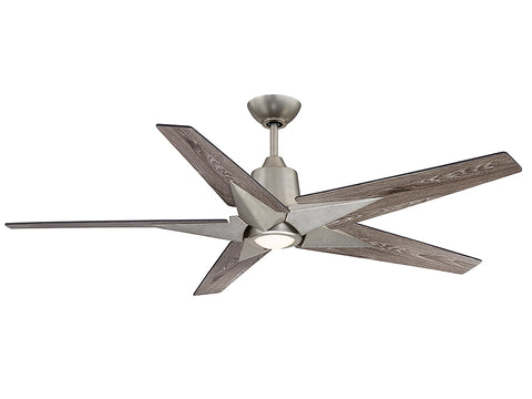 Savoy House - 56-5075-5GWO-130 - 56``Ceiling Fan - Buckenham