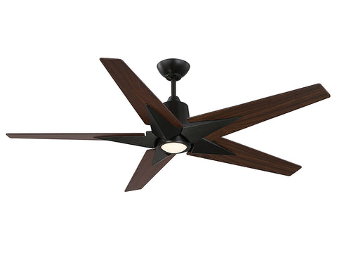Savoy House - 56-5075-5WA-13 - 56``Ceiling Fan - Buckenham