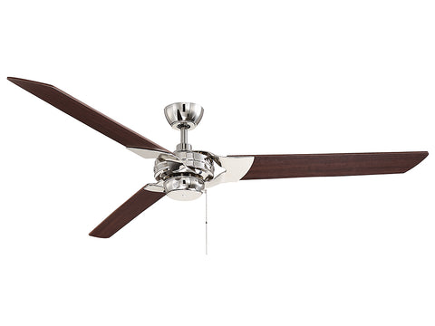 Savoy House - 62-5085-3CN-109 - 62``Ceiling Fan - Monfort