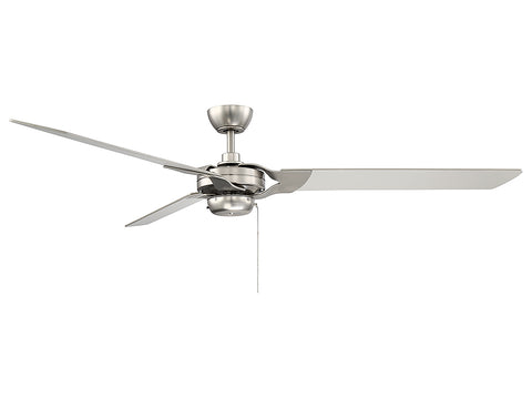 Savoy House - 62-5085-3SV-SN - 62``Ceiling Fan - Monfort