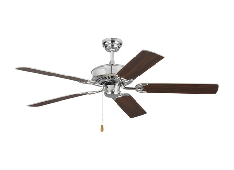 "Monte Carlo 5HV52CH 52"" Ceiling Fan - Haven 52 in Chrome"