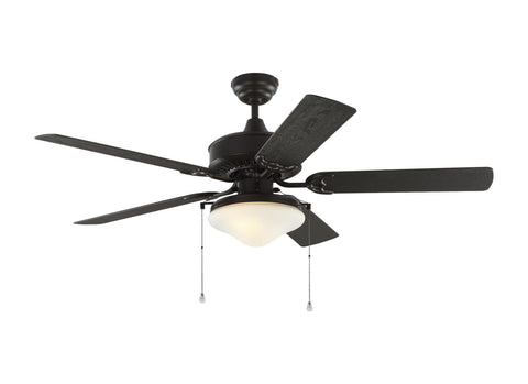 "Monte Carlo 5HVO52BZD 52"" Ceiling Fan - Haven 52 Outdoor LED in Bronze"