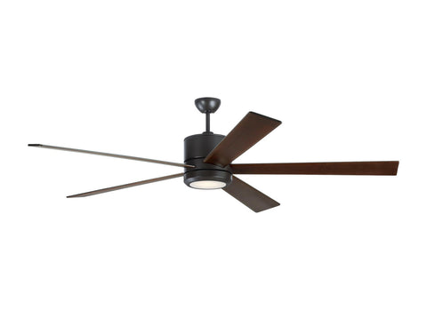 "Monte Carlo 5VMR72OZD 72"" Ceiling Fan - Vision 72 in Oil Rubbed Bronze"