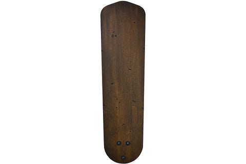 "Casablanca 99003 52""-54"" Reversible Wine Country Distressed Pine / Vintage Rosewood Distressed Veneer Indoor Blades"