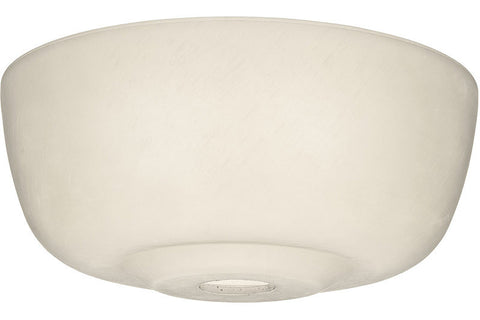 Casablanca 99059 Cased White Glass Bowl