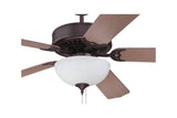 "Craftmade C207OB 52"" Pro Builder 207 Ceiling Fan in Oiled Bronze"
