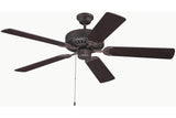 "Craftmade C52AG 52"" Pro Builder Ceiling Fan in Aged Bronze"