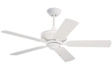 "Emerson CF452SW 52"" Bella in Satin White"