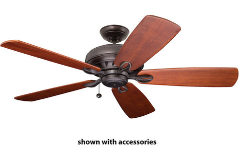 Emerson CF5100ORB Penbrooke Select in Oil Rubbed Bronze - Shown with Walnut Solid Wood Blades (Sold Separately)