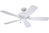 Emerson CF5200SW Penbrooke Select Eco in Satin White - Blades Sold Separately