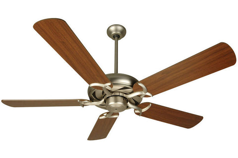 "Craftmade CI52BN 52"" Civic Ceiling Fan in Brushed Nickel"
