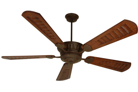 "Craftmade DCEP70AG-B570C-1 70"" DC Epic Ceiling Fan in Aged Bronze"