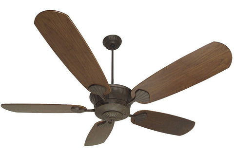 "Craftmade DCEP70AG 70"" DC Epic Ceiling Fan in Aged Bronze"