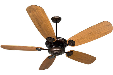 "Craftmade DCEP70OB-B570E-WB6 70"" DC Epic Ceiling Fan in Oiled Bronze"