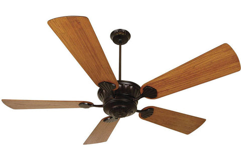 "Craftmade DCEP70OB-B570P-TK7 70"" DC Epic Ceiling Fan in Oiled Bronze"