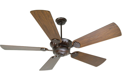 "Craftmade DCEP70OB-B570P-WAL 70"" DC Epic Ceiling Fan in Oiled Bronze"