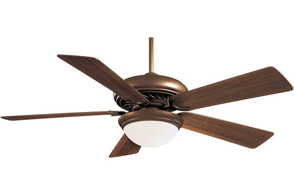 "Minka Aire F569-ORB 52"" Supra With Light in Oil Rubbed Bronze"