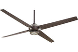 "Minka Aire F726-ORB/BN 60"" Spectre in Oil Rubbed Bronze with Brushed Nickel"