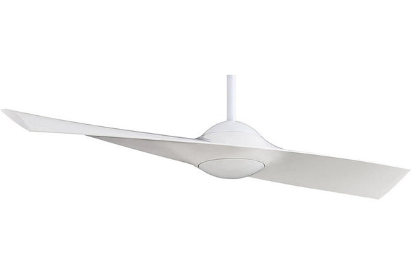 "Minka Aire F823-WH 52"" Wing in WH"