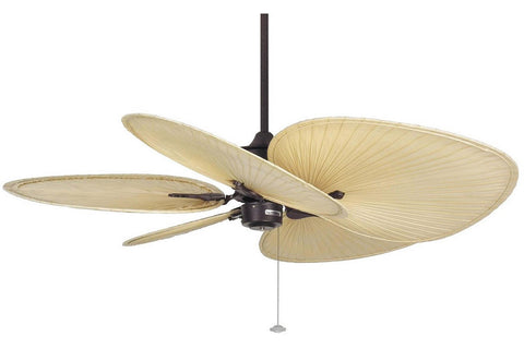 "Fanimation FP320RS1 52"" Islander Ceiling Fan in Rust"