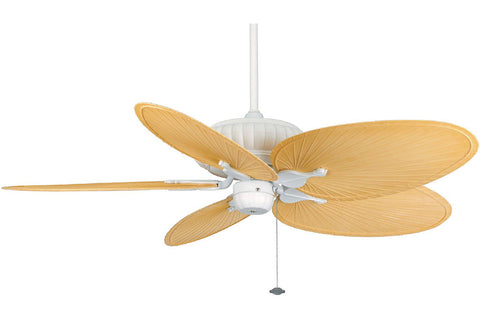 "Fanimation FP4320MW1-BPP4TN 52"" Belleria Ceiling Fan in Matte White"