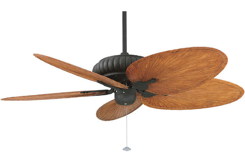 "Fanimation FP4320TB1-BPP4BR 52"" Belleria Ceiling Fan in Textured Black"