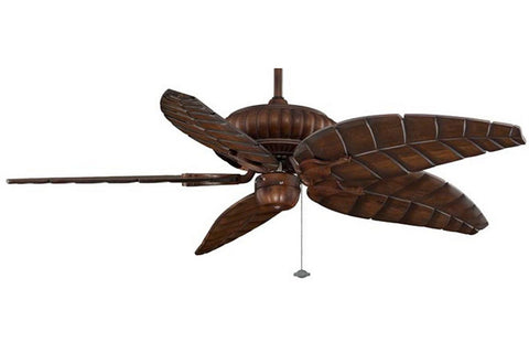 "Fanimation FP4320TS1-B5340WA 52"" Belleria Ceiling Fan in Tortoise Shell"