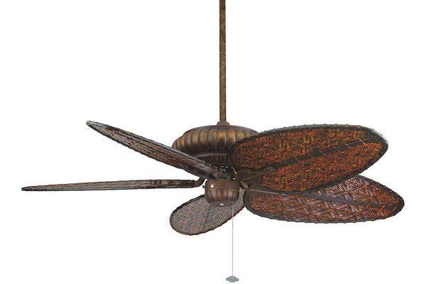 "Fanimation FP4320TS1-BPD4A 52"" Belleria Ceiling Fan in Tortoise Shell"