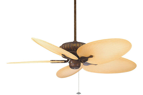"Fanimation FP4320TS1-BPP4TN 52"" Belleria Ceiling Fan in Tortoise Shell"