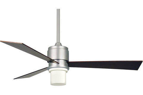 "Fanimation FP4620SN-LK4620SN 54"" The Zonix Ceiling Fan in Satin Nickel"