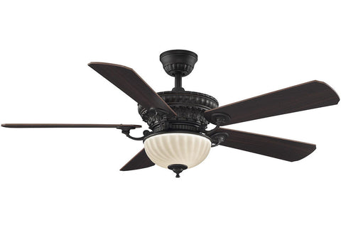 "Fanimation FP8032DZ 52"" Ventana Ceiling Fan in Dark Bronze"