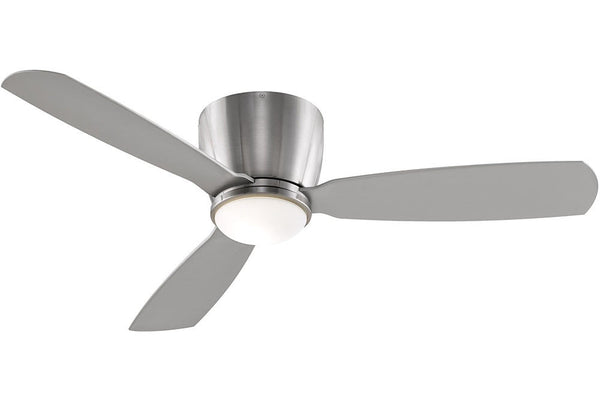 "Fanimation FPS7955BN 52"" Embrace Ceiling Fan in Brushed Nickel"