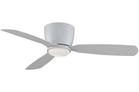 "Fanimation FPS7955MW 52"" Embrace Ceiling Fan in Matte White"