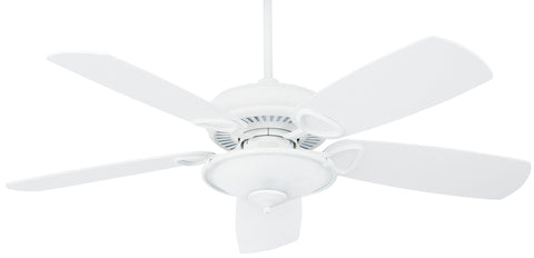 "Regency Grand Marquis 52"" Chalk White Ceiling Fan"