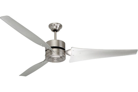 "Emerson HF1160BS 60"" Heat Fan in Brushed Steel"