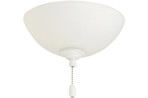 Emerson LK130 BS, ORB and WW Bowl Caps Tilo Light Fixture