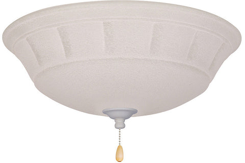 Emerson LK141AW Summer White Grande White Mist Light Fixture